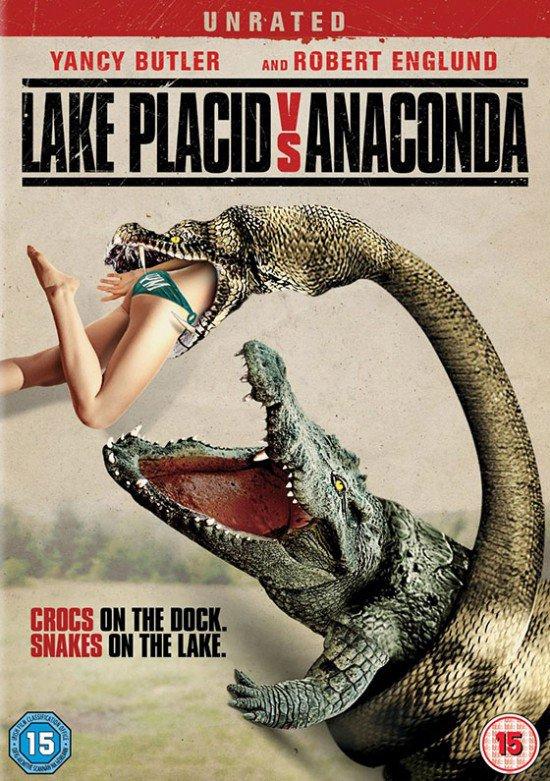 Lake Placid vs. Anaconda (2015) โคตรเคี่ยม ปะทะ อนาคอนด้า HD