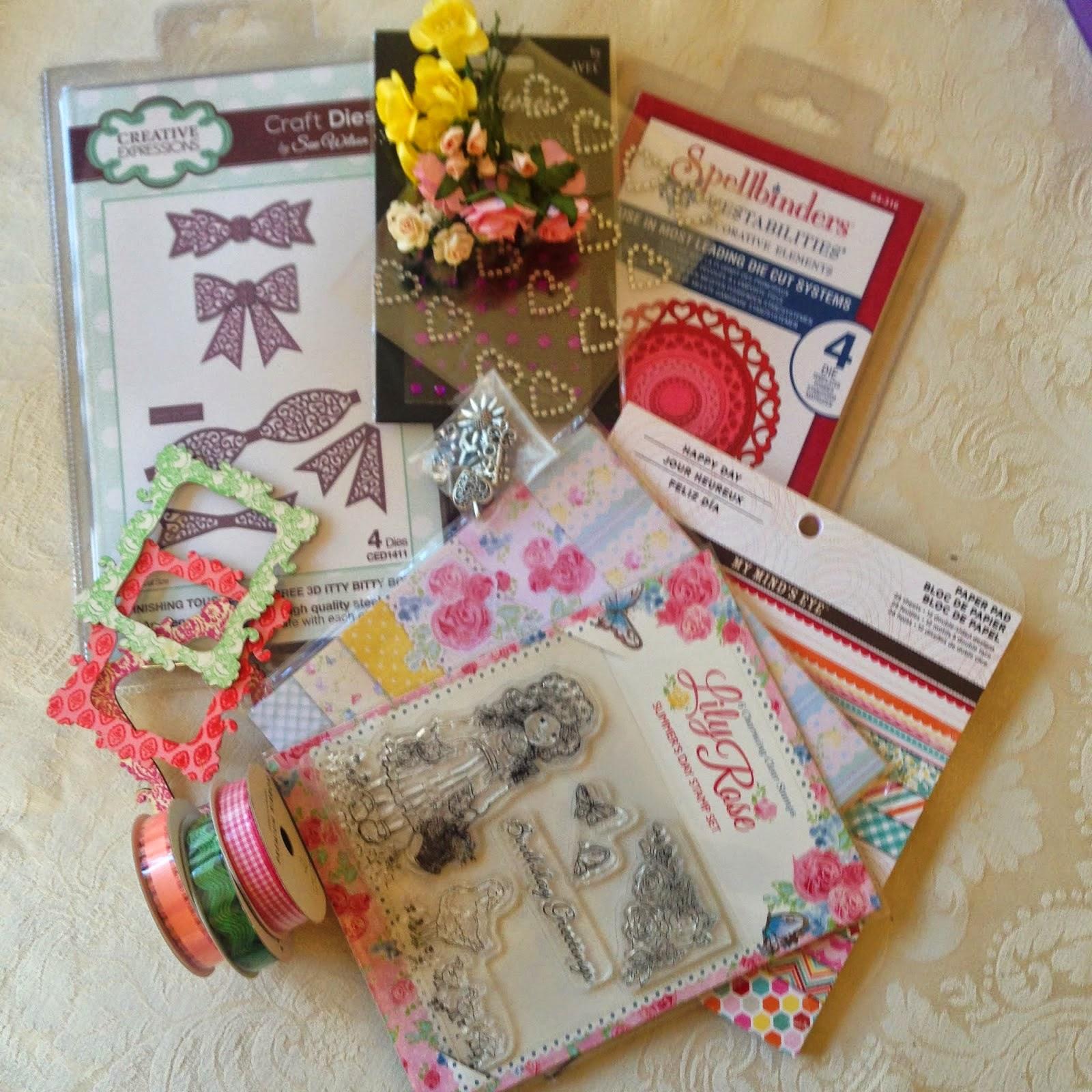 Judith's Blog Candy