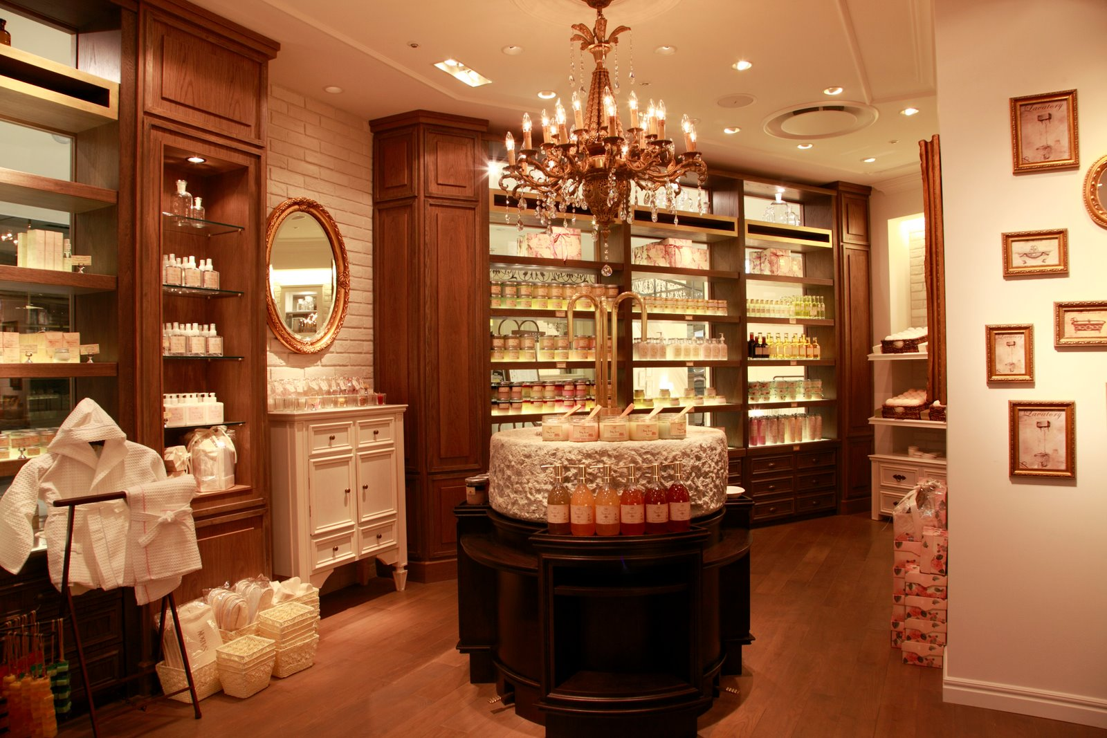 The Superettes Favorite Things Sabon Bath Products