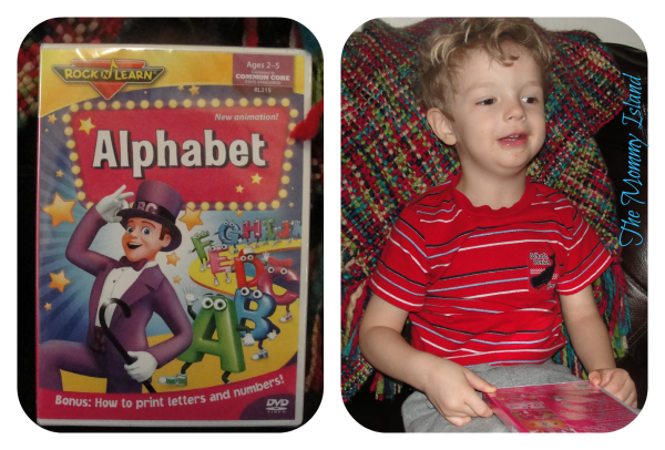 Rock learn alphabet circus review
