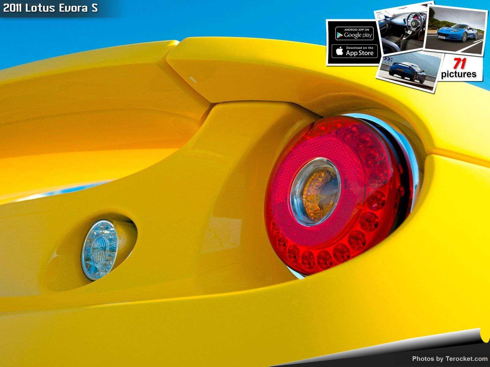 Hình ảnh siêu xe Lotus Evora S 2011 & nội ngoại thất