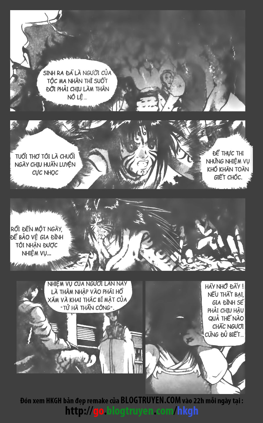 Hiệp Khách Giang Hồ chap 145 page 6 - IZTruyenTranh.com
