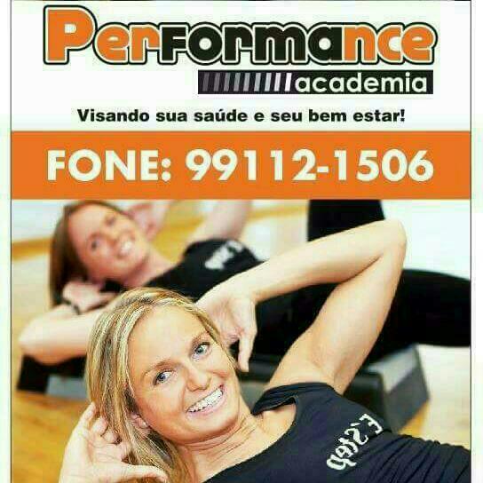 Performance Academia!!!