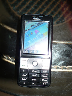 locally made Photoner mobile phone