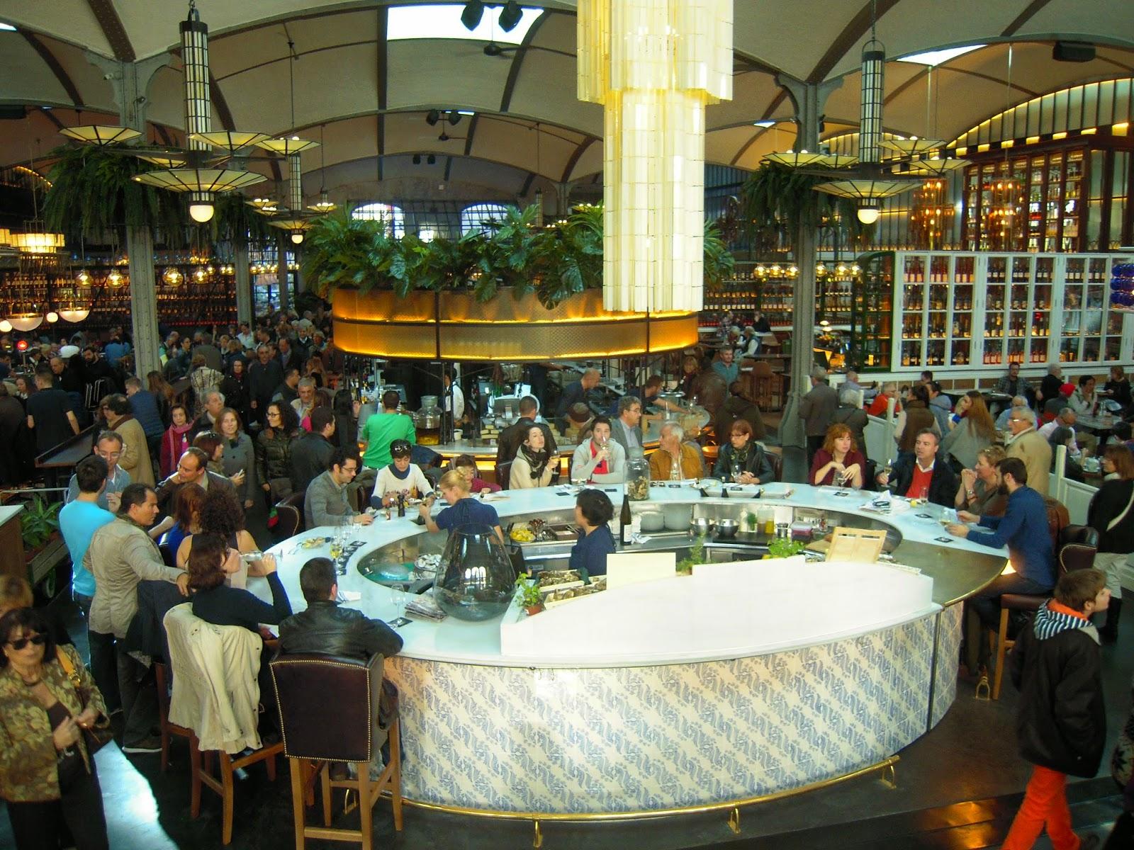 Blog de ocio y cultura para tu tiempo libre va de - Restaurantes passeig de gracia ...