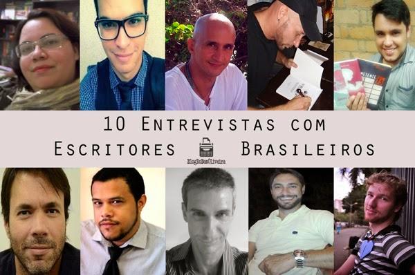 Entrevistas Escritores Brasileiros Contemporâneos