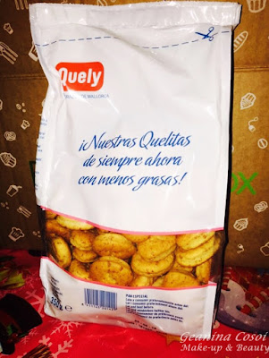 Quely integral light Degustabox Diciembre 2015