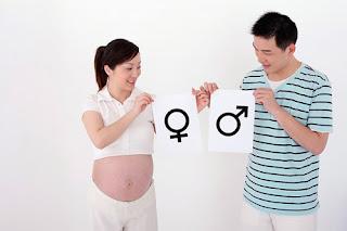 Nhiều người cho rằng bụng bầu thấp là mang bầu bé trai. (ảnh minh họa)