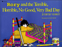 Imaginary Rory kids book cover