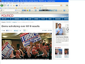 On Home page of Politico