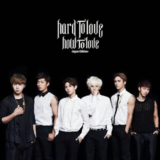 BEAST – Hard To Love, How To Love [album] Japan Edition
