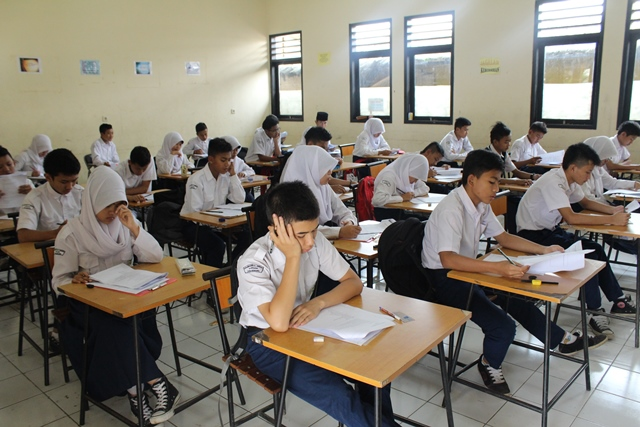 Kumpulan Soal Ujian Akhir Madrasah Uambn Mts
