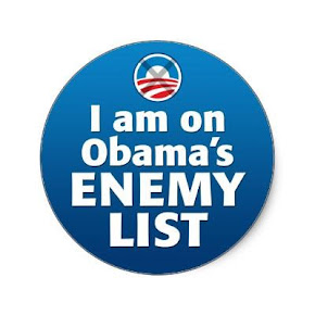 Obama&#39;s Enemy List