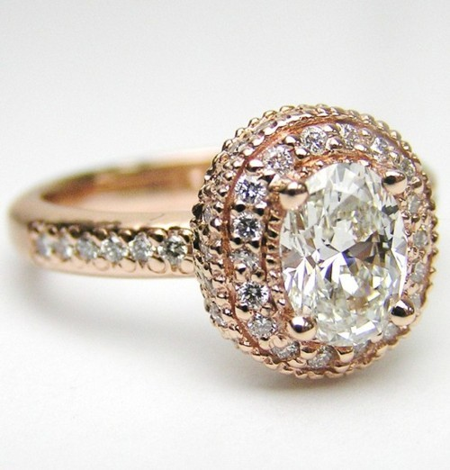 خوآأتــــم  للملكــــــــــآت Rose+gold+ring+via+blossomsandbliss.tumblr.com