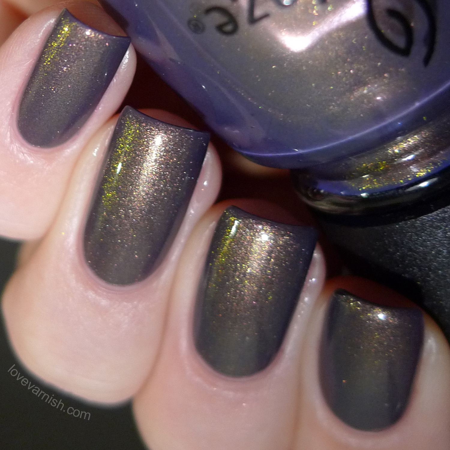 China Glaze Choo-Choo Choose You