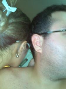 Eu e ele ...