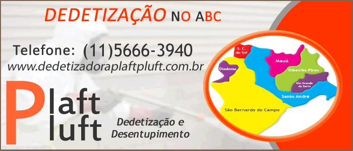 Dedetização no ABC - Região do ABC São Paulo