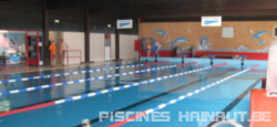PISCINE bassin natation PISCINE DE CHIMAY