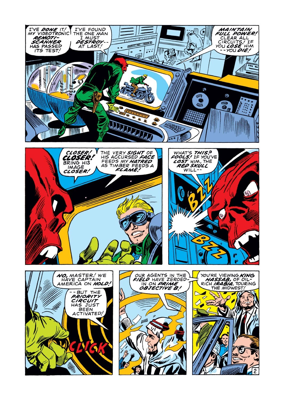 Captain America (1968) Issue #129 #43 - English 3