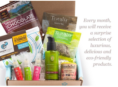 new monthly subscription boxes - yuzen - eco friendly organic products