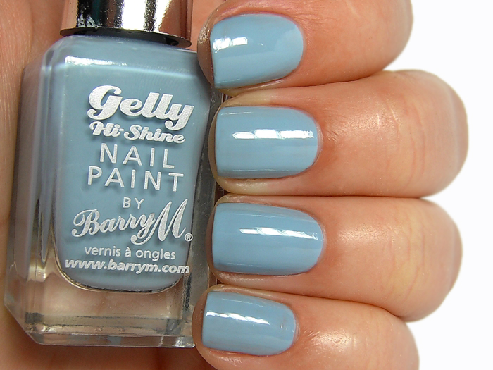 Barry M Gelly Nail Paint - Elderberry