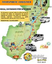 SERVICIO DE TRANSPORTE TURÍSTICO NEIVA-HUILA Y SUR ORIENTE COLOMBIANO