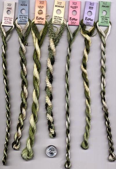 What Does Edmar Thread Look Like Tips Techniques Needlenthread Com