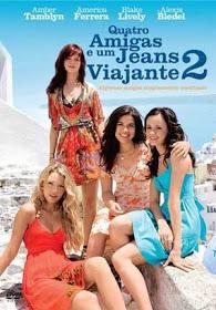 Quatro Amigas e um Jeans Viajante 2 – Dublado