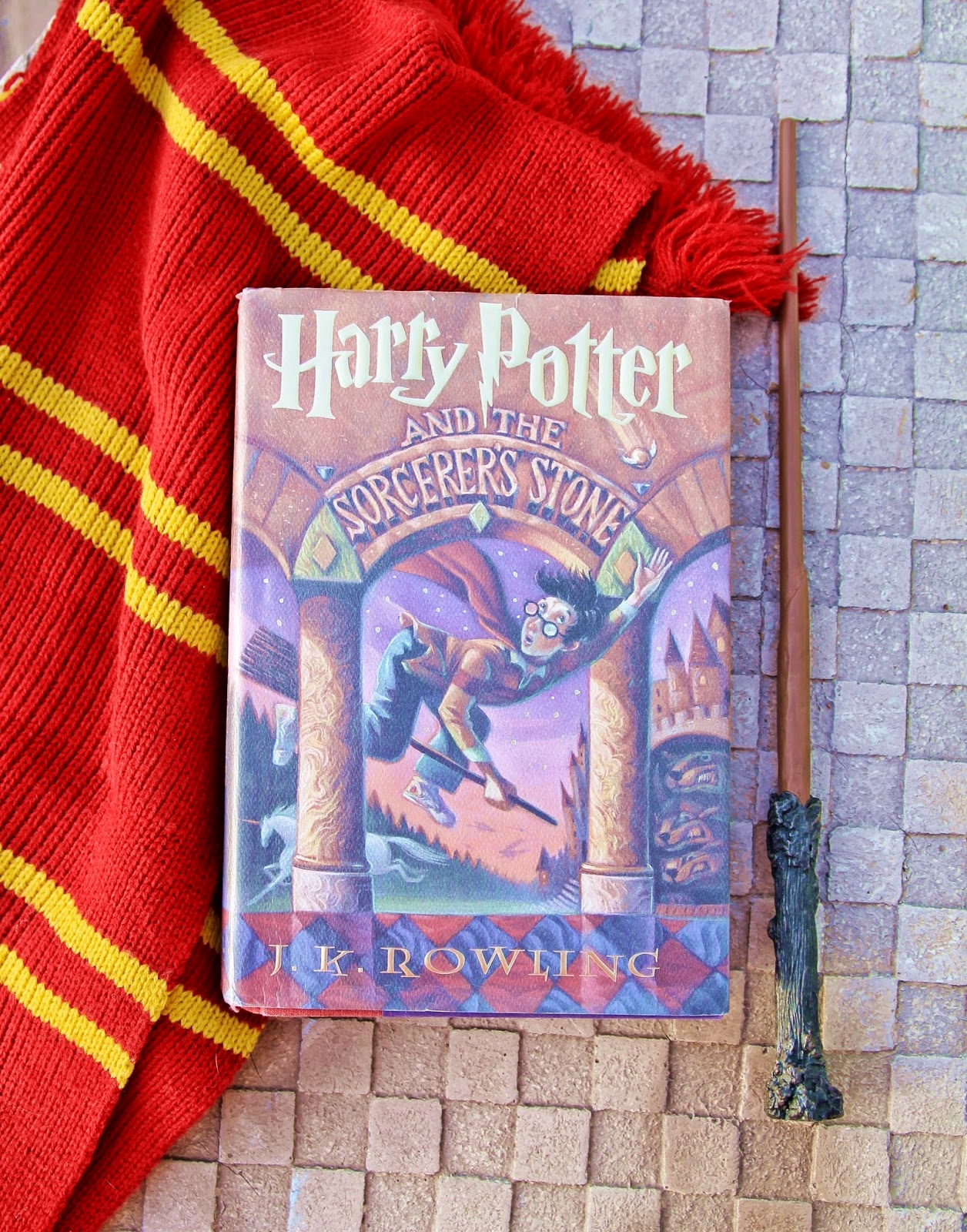 Harry Potter Book Club : Voguish at best harry potter book club the sorcerer s stone