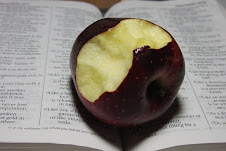 We are the apple of His eye....