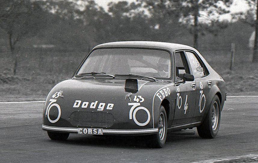 27 de setiembre, 1981 / RUBEN LUIS DI PALMA GANABA EN TC2000 EN URUGUAY