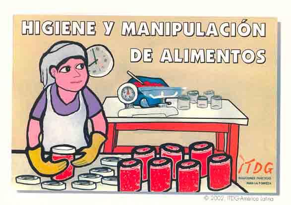 Higiene de los alimentos julio 2011 for Higiene y manipulacion de alimentos pdf