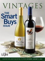 Wine Picks from January 4, 2014 LCBO Vintages Magazine