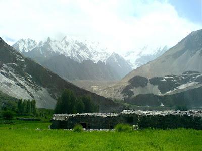 Passu - Small Village of Zarabad