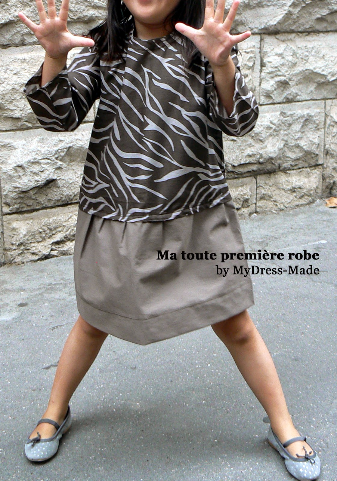 Ma toute première robe MyDress-Made
