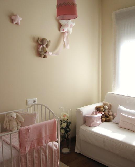 La pintoreta la pared blandita de ana - Color paredes habitacion bebe ...