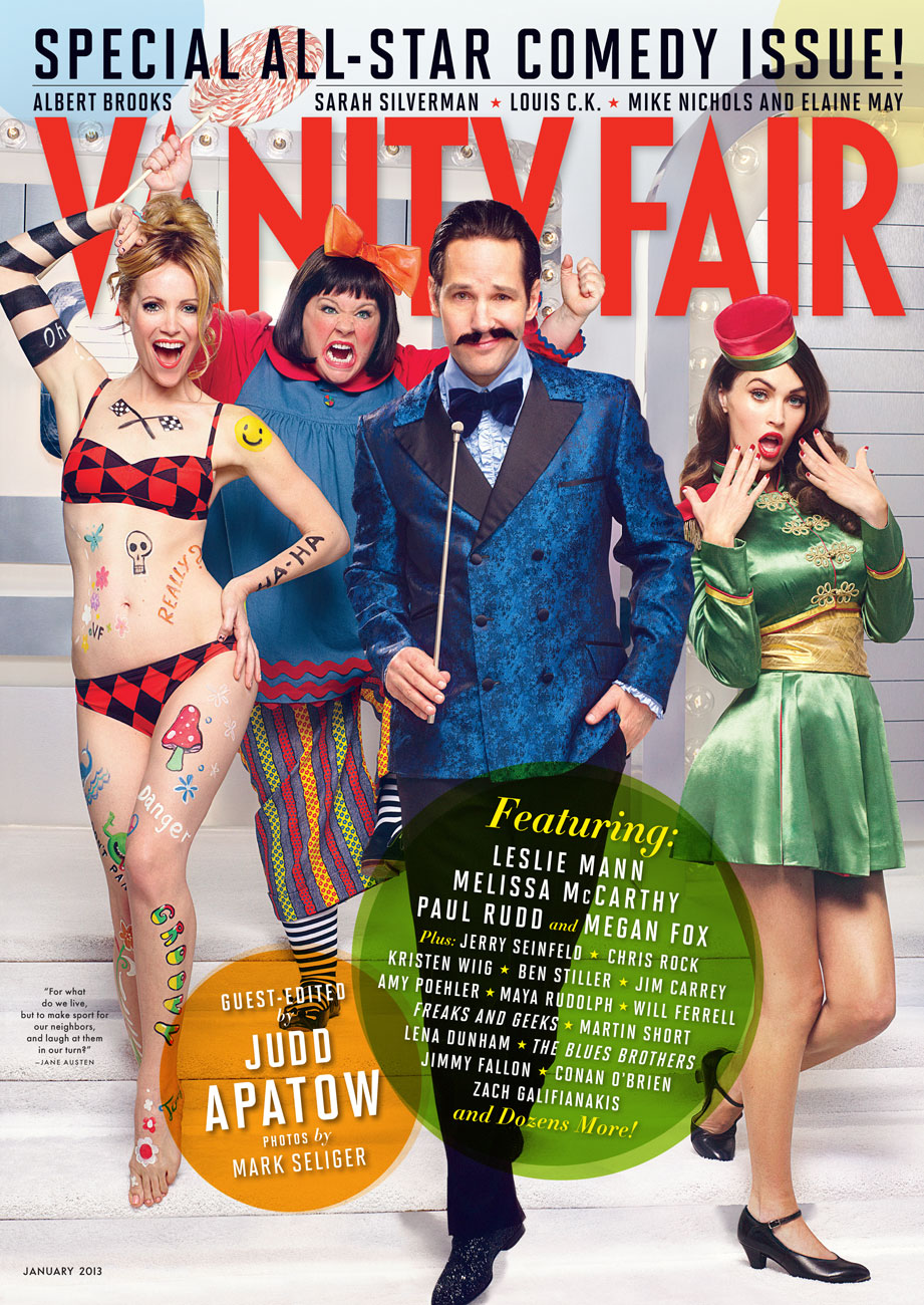 Us january magazine covers a day in the life of this miss vanityfairg publicscrutiny Gallery