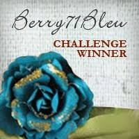 Berry71Bleu Challenge Winner