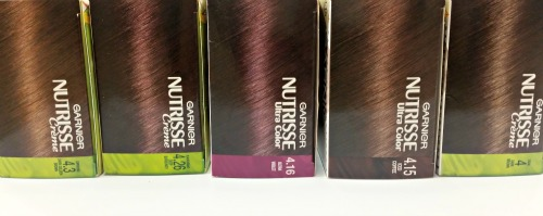 A picture of Nutrisse Hair Dyes