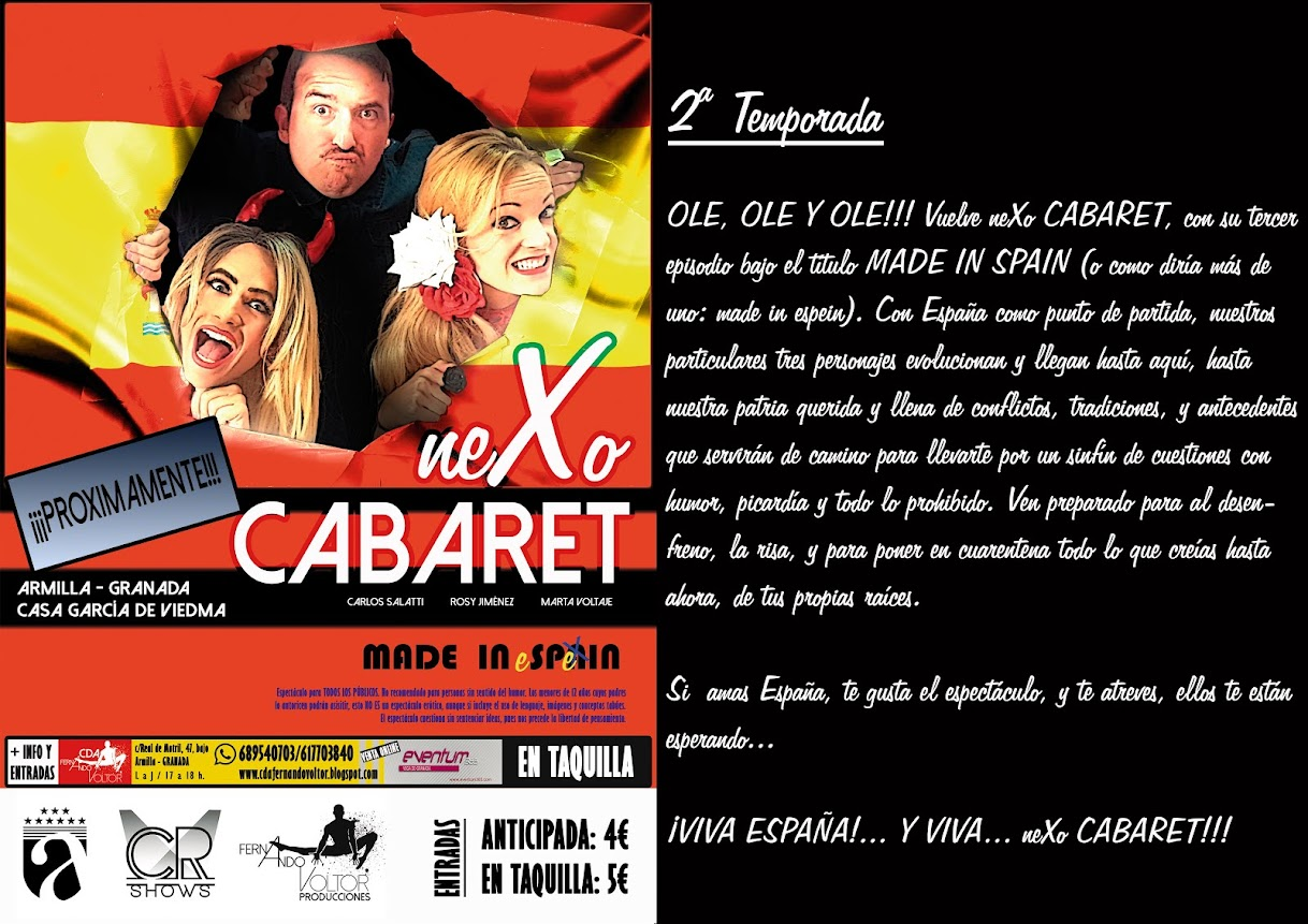 neXo CABARET