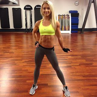 sieviešu fitness