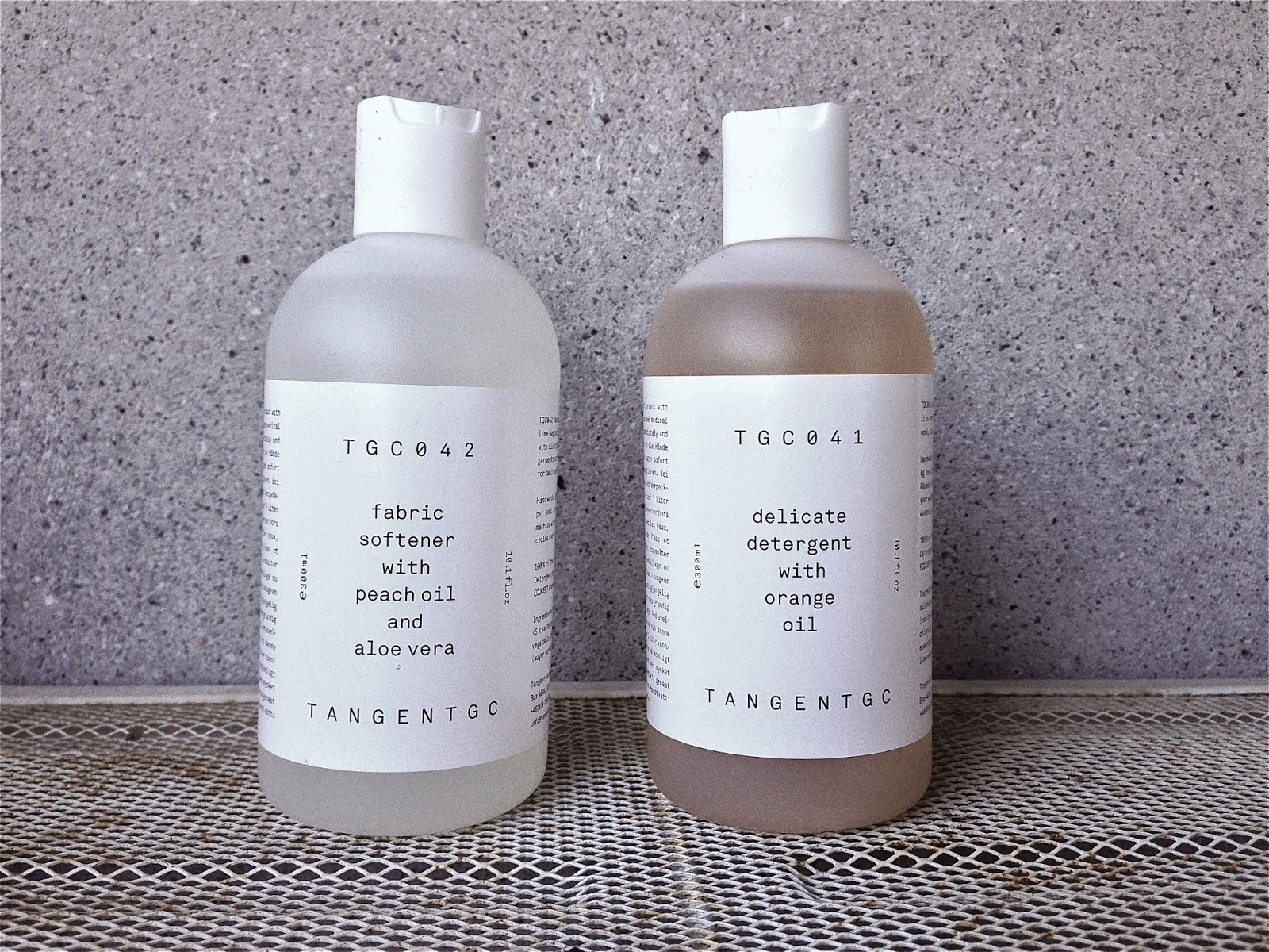 Tangentgc, eco wash, eco softener