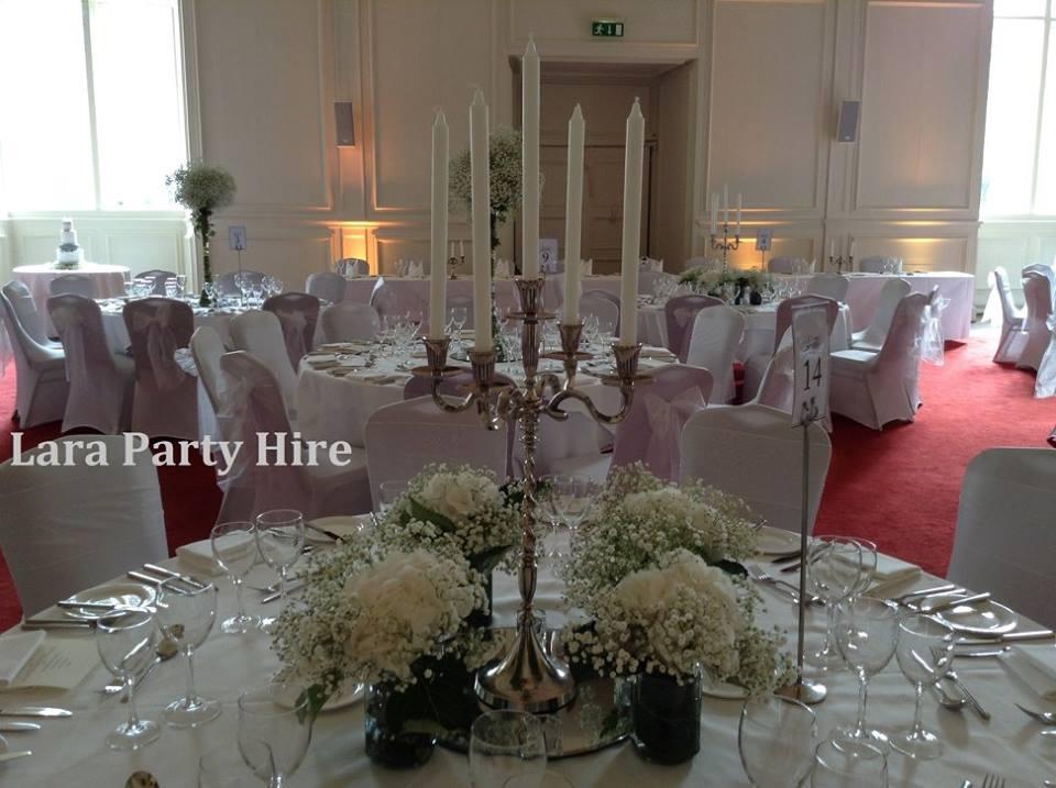 lara party hire beautiful wedding the rhk royal