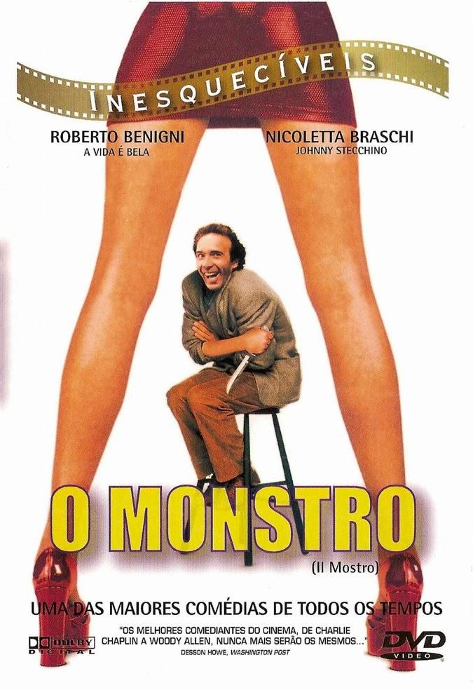 O Monstro – Dublado (1994)