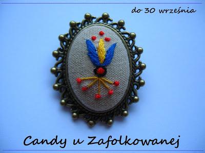 Candy u Zafolkowanej