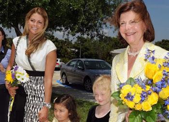 visitaron juntas madre e hija Boca de Ratón en Miami