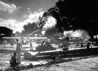 Attack over Pearl Harbor, 1941