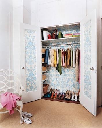 Marzua forrar el interior de un armario - Forrar interior armario ...