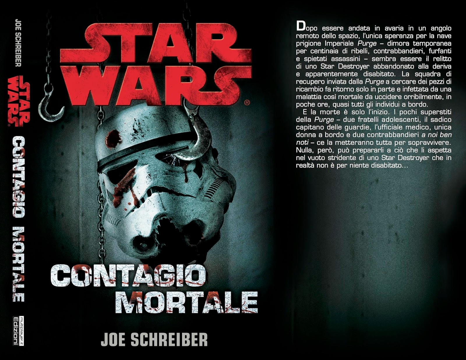 Star Wars Contagio Mortale (Joe Schreiber)