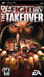 Def Jam Fight for NY: The Takeover PSP GAME